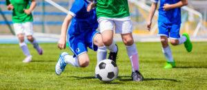 小学5年生までを対象にしたサッカー大会